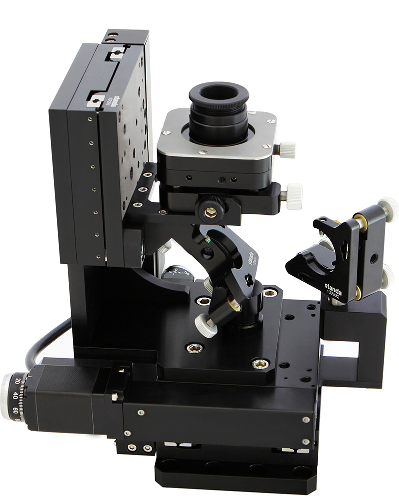 Automated XYZ System for Microscopy