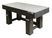Optical table with honeycomb table top