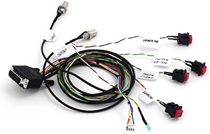 OEM Micro laser controls & monitoring wires