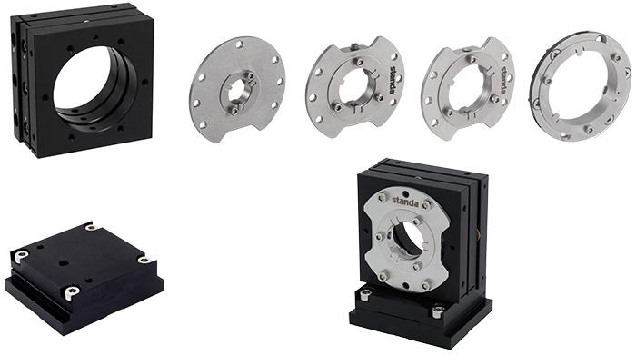 5UFOM-40 Optical Flexure Mount Adapters Range (for 0.5