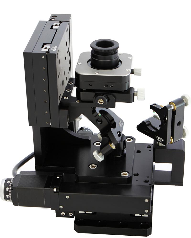 Automated XYZ System for Microscopy