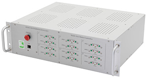 Multi-axis stepper DC Motion Controller Ethernet/RS232