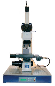 Active isolation system and microscope